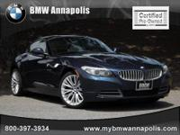 BMW of Annapolis presents this CARFAX 1 Owner 2009 BMW
