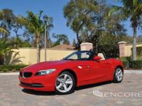 2009 BMW Z4 SDRIVE 30I 2-DOOR ROADSTER***FLORIDA OWNED