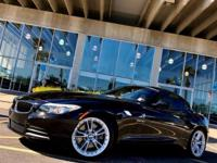 This 2009 BMW Z4 sDrive30i is offered to you for sale