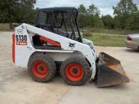 2009 Bobcat Skidsteer S130 - 200 hours - $18500 - 60