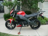 Make: Buell Model: Other Mileage: 10,320 Mi Year: 2009