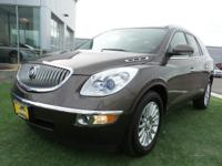 AWD LOADED CXL BUICK ENCLAVE WITH ONLY 80,000 MILES