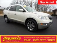 Recent Arrival! Just Reduced! This 2009 Buick Enclave