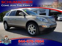 Options:  2009 Buick Enclave Cxl| |Child-Protection