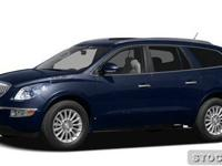 2009 Buick Enclave Sport Utility CXL Our Location is: