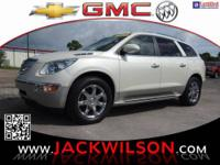 The 2009 Buick Enclave is a luxury crossover sport