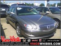 2009 Buick LaCrosse 4dr Car CX Our Location is: Vince
