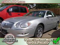 2009 Buick LaCrosse 4dr Car CXL Our Location is: Dave