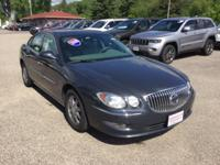 Options:  2009 Buick Lacrosse Cxl|Only 58938