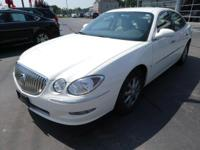 Check out this 2009 Buick LaCrosse CXL. Its Automatic