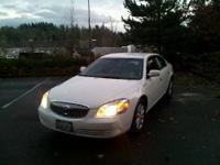 THIS IS A VERY CLEAN 2009 BUICK LUCERNE CXL WITH