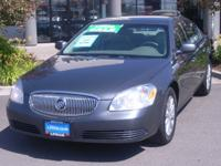 Options Included: N/AFully loaded Buick Lucerne now