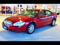 BEAUTIFUL and VERY LOW MILEAGE  BUICK LUCERNE CXL