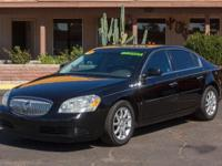 Options:  2009 Buick Lucerne 4D Sedan Cxl 1Xl|Black