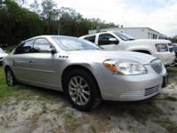 Come see this 2009 Buick Lucerne CXL. Its Automatic