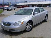 This outstanding example of a 2009 Buick Lucerne CXL is