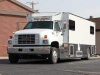 2009 C & & S Truck Conversion, based on a 2001 GMC