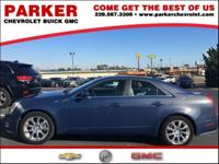 New Price! CARFAX One-Owner. Diamond 2009 Cadillac CTS