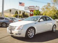 Options:  2009 Cadillac Cts Rwd W/1Sb|Carfax One-Owner.