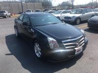 Options:  2009 Cadillac Cts 4Dr Sedan Rwd W/1Sa|This