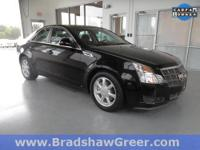 CD player, Heated Driver & Front Passenger Seats,