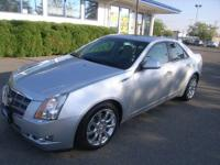 2009 Cadillac CTS 4dr All-wheel Drive Sedan Base w/1SB