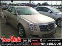 CARFAX 1-Owner, Cadillac Certified, LOW MILES - 43,251!