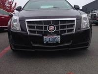 2009 Cadillac CTS 4dr Car Our Location is: Cadillac of