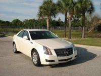 2009 Cadillac CTS 4dr Car RWD w/1SA Our Location is: