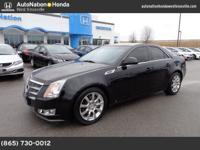 2009 Cadillac CTS Our Location is: AutoNation Honda