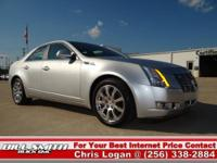 This is one Sharp Cadillac CTS!! It was Bought Local