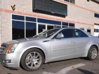 2009 Cadillac CTS V6 AWD Performance Sedan in Blac Our
