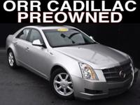 Thank you for checking out another one of Orr Cadillac