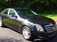 2009 Cadillac CTS-V6Sedan Direct Inject. Cadillac CTS