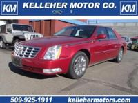 2009 Cadillac DTS Luxury 4.6L V8 with 59k miles!!