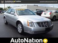 2009 Cadillac DTS Our Location is: AutoNation Cadillac