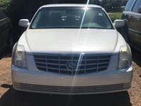 Options:  2009 Cadillac Dts W/1Sd|White/|V8 4.6L