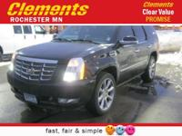 Options:  2009 Cadillac Escalade Base|Navigation