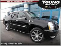 2009 CADILLAC ESCALADE EXT Our Location is: Young
