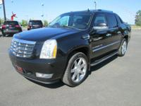 Options:  2009 Cadillac Escalade Ext Sport Utility