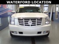 2009 CADILLAC ESCALADE SUV AWD 6.2L V8 ULTRA LUXURY