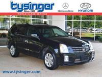 Black Ice SRX V6 AWD, 1-Owner, Check out the Clean