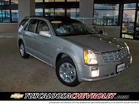 Options Included: Srx V6 Standard Package, Luxury