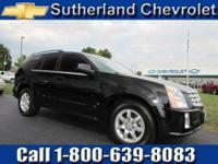 AWD. Stunning! Talk about luxury! Sutherland Chevrolet