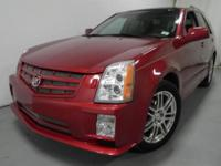 Exterior Color: red, Body: Sport Utility, Engine: 3.6L