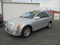 Exterior Color: radiant silver, Body: SUV, Engine: 3.6L