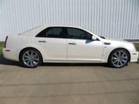 This 2009 CADILLAC STS 4 door SEDAN is a definitely