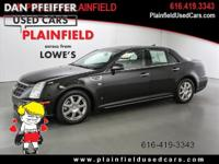 Options:  2009 Cadillac Sts V6|V6 4Dr Sedan|2009