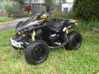 Make: Can Am Model: Other Mileage: 700 Mi Year: 2009