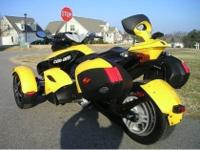 "The Can-Am Spyder Roadster is a ""stand alone"" vehicle."